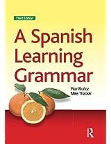 A Spanish Learning Grammar, Third Edition: Volume 2 (Essential Language Grammars)