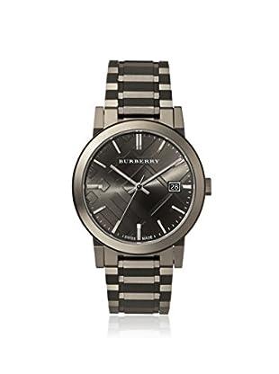 Burberry Men's BU9007 The City Gunmetal Stainless Steel Watch