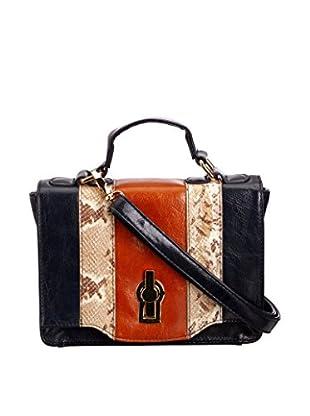 Louche Bags Bolso Bags Womens Brighton Messenger Bag (Azul)