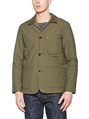 Levi's Giacca Trapuntata Thermore Engineers Coat Lightweight