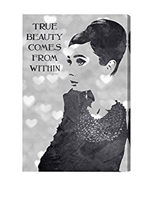 Oliver Gal True Beauty Canvas Art