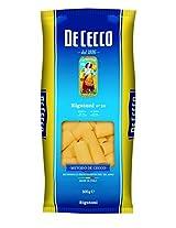 De Cecco Pasta Rigatoni, 500 g