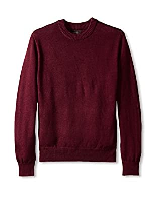 J.A.C.H.S Men's Sweater with Elbow Patches