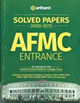 Solved Papers 2000-2015 - AFMC Entrance