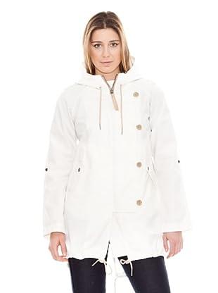 Calvin Klein Jeans Parka Sarga (Blanco)