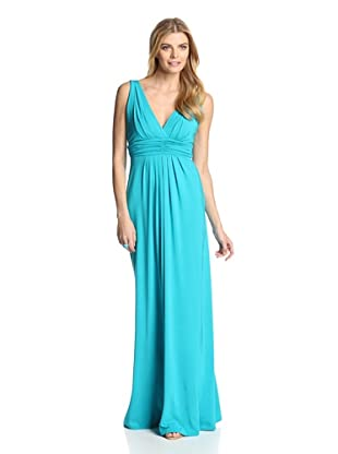 Tart Women's Adrianna Maxi Dress (Capri Breeze)