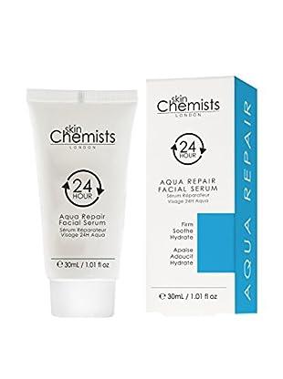 SKINCHEMISTS Gesichtsserum 24 Hour - Aqua Repair 30 ml, Preis/100 ml: 36.63 EUR
