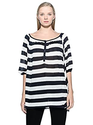 French Connection Top Stripe