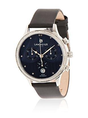 LANCASTER Uhr mit schweizer Quarzuhrwerk Woman Galaxy 38 mm