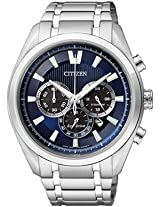 Citizen Eco-Drive Analog Blue Dial Men's Watch - CA4011-55L