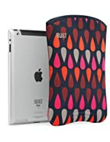 Built NY Travel Pack Protective Case And Sleeve For Ipad 2 Raindrop
