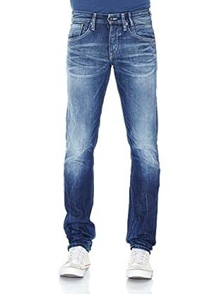 Pepe Jeans London Vaquero Roth (Azul Lavado)