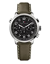 Tommy Hilfiger Analog Black Dial Men's Watch - TH1790792J