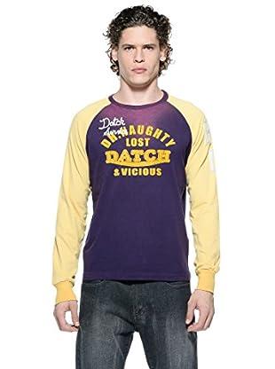 Datch Camiseta Manga Larga (Morado)