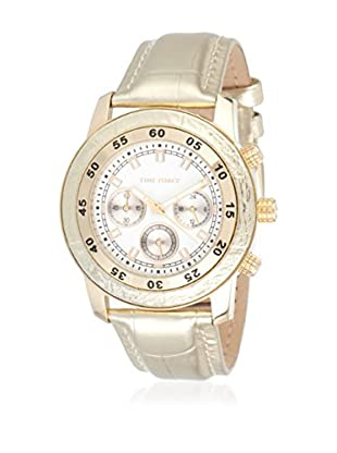 Time Force Reloj de cuarzo Woman TF4005L16  43 mm
