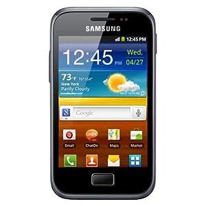 Samsung Galaxy Ace Plus S7500 | Black