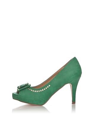 Chalada Zapatos Lazo (Verde)