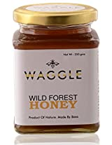 Waggle Wild Forest Honey, 350 Grams