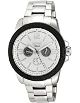 Esprit Clash Analog Silver Dial Men's Watch - ES105831005