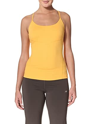 Anue Women's Cami Bra Top (Radiant Yellow)