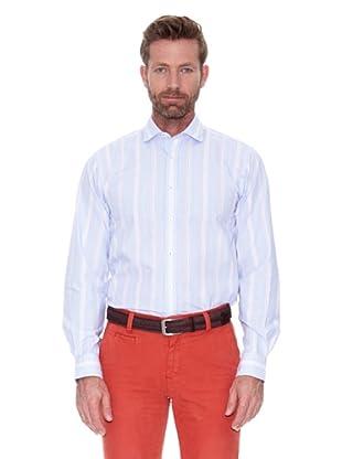Cortefiel Camisa Multirayas