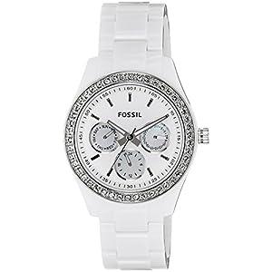 Fossil Stella ES1967 Women's Watch-White