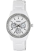 Fossil Stella ES1967 Women's Watch-White