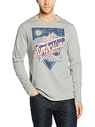 Timberland Camiseta Manga Larga Ls Kennebec Rvr Cmpn