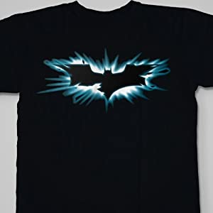 The Dark Knight   Size XL   Black