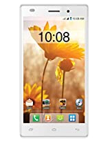 Intex Aqua Power Plus (White-Champagne)
