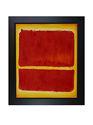 Mark Rothko Number 12, 1951 Framed Hand-Painted Reproduction