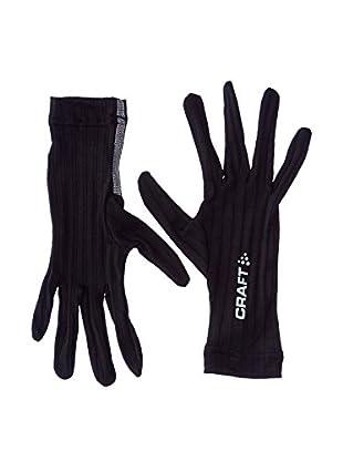 Craft Runninghandschuhe Running Active Extrem schwarz/silber