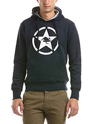 Hot Buttered Sudadera con Capucha Circle Star