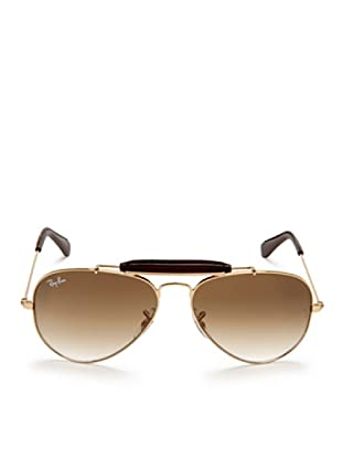 Ray Ban Sonnenbrille Metallic RB 3422Q, 001/51