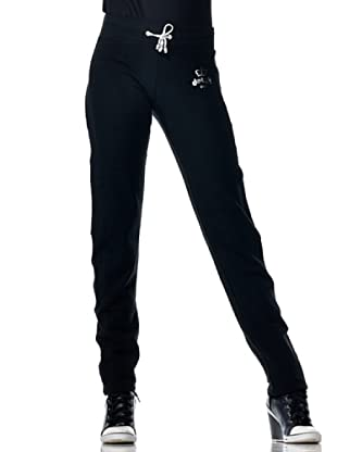 Datch Gym Pantalone Felpa (Nero)