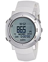 Suunto Digital White Dial Unisex Watch - SS018735000
