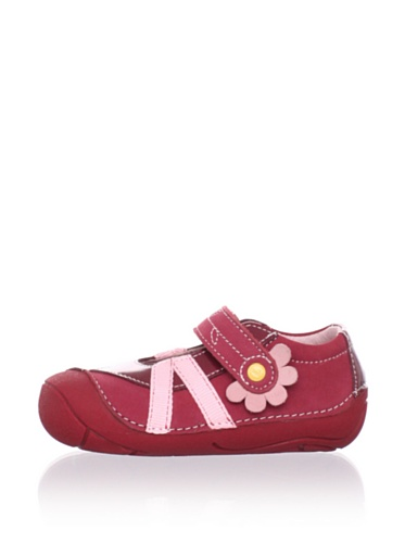 umi Kid's Cassia Mary Jane (Infant/Toddler) (Cherry)
