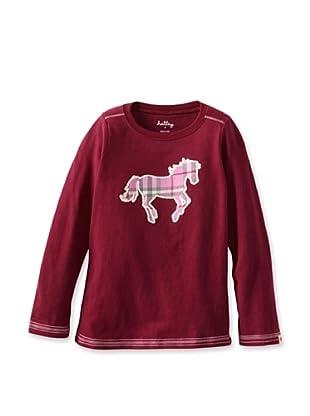 Hatley  Camiseta Dyme (Granate)