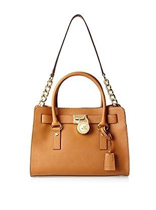 MICHAEL Michael Kors Women's Hamilton East/West Satchel-Luggage, One Size