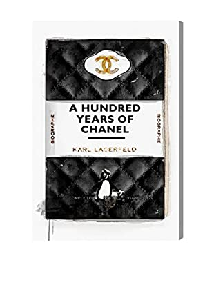 Oliver Gal A Hundred Years Of Chanel Canvas Art