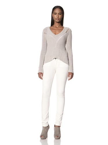 Kimberly Ovitz Women's Hoida Sweater (Grey)