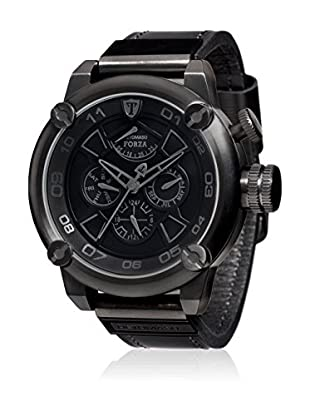 DETOMASO Uhr Black schwarz 50  mm