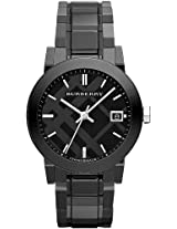 Burberry Black Ceramic Midsize Watch Bu9181
