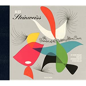 『Alex Steinweiss: The Inventor of the Modern Album Cover』