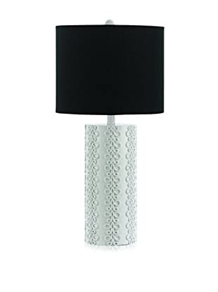 Candice Olson Lighting Loopy Table Lamp (White)