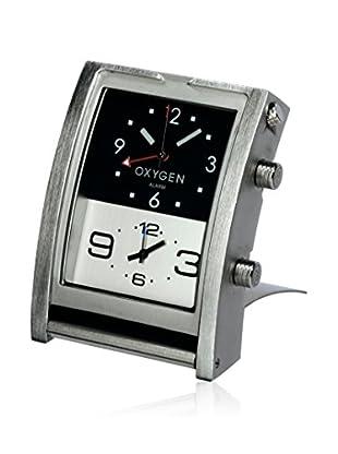 Oxygen Reloj de cuarzo Unisex Alarm Clock  64  mm