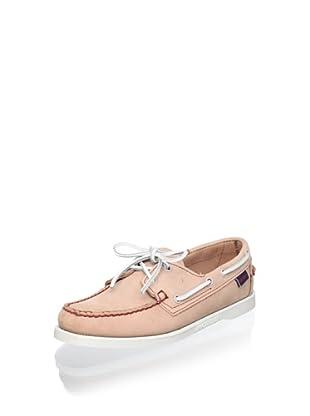 Sebago Women's Docksides Boat Shoe (Pink)