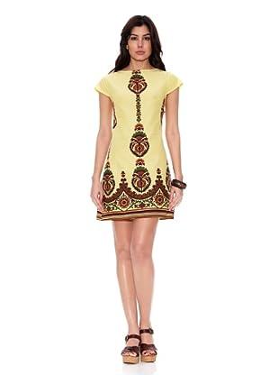 HHG Vestido Borneo (Amarillo)