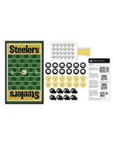 Masterpieces 41453 Pittsburgh Steelers Checkers Puzzle