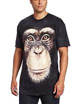 The Mountain Men's Chimp Face T-Shirt